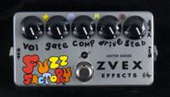 Zvex Vexter Fuzz Factory Fuzz Guitar Effect Pedal