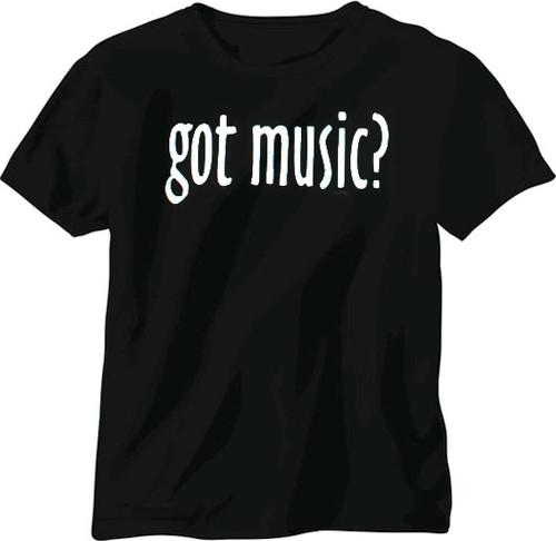 """""""Got Music?"""""""