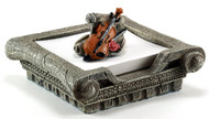 Classics Memo Pad Holder with Violin Paperweigh (2541)