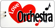 Love Orchestra Instrument or Luggage ID Tag