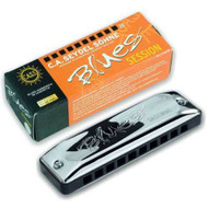 Seydel Blues Session Standard - Key of E (10201-E) Harmonica and Packaging