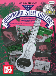 The Art Of Hawaiian Steel Guitar Book/CD Set