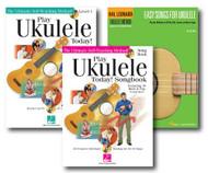 Play Ukulele Today! Plus Set - Includes Three Books - Play Ukulele Today! Ins..