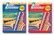 Accent On Achievement with Interactive CD for Trombone- Two Book Set - Include..