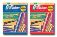 Accent On Achievement with Interactive CD for Electric Bass Guitar- Two Book ..