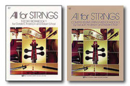 All for Strings Complete Set for Violin - Two Book Set - Includes All For Str..
