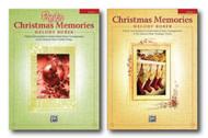Christmas Memories and Popular Christmas Memories - 2 Books - Sheet Music Bundl