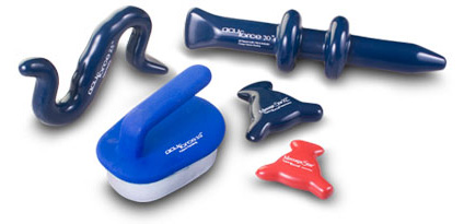 Acuforce® family of massage therapy tools