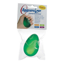 Eggsercizer Hand Exerciser: Soft - Green