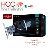 C727 DarkCrystal HD Capture SDK - Línea Profesional [AverMedia ]