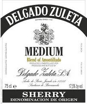 Delgado Zuleta Medium Sherry