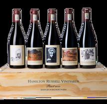 Hamilton Russell Vineyards Pinot Noir Vertical 2010 - 2014