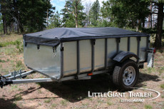 LittleBig Tarp Soft Tonneau Cover