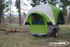Front of LittleGiant Trailer and TreeHaus Camper Only