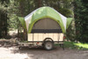 Side of LittleGiant Trailer and TreeHaus Camper Only