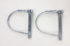Trailer Endgate Lock Pin (Set of Two)