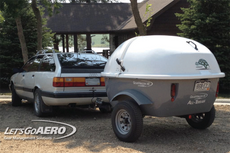 GearWagon AT Enclosed Trailer
