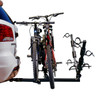 Side View With Two Bicycles