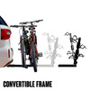 Convertible Frame To Two Bike Carrier