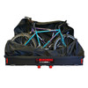 Bicycle cover storage mount