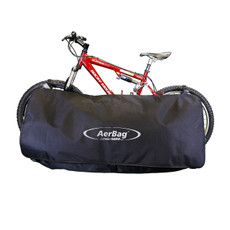 Cargo Bag with Bicycle