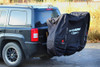 BikeBag Open on Jeep