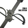 Made With BikeWing Zero-G Technology The Keeps Bike Stable And Removes Bike Motion