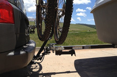 WingMan TowTower 2-Bike Rack