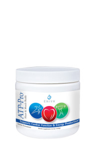 Eniva ATP PRO, 5.3 oz, D-Ribose, dietary supplement, patented** form of D-Ribose, support cardiac health, enhance energy production and promote muscle mass gains*, cellular regulator of ATP energy production, clinically proven to assist muscle and heart function*, Product ID # 11007