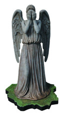 weeping angel figure