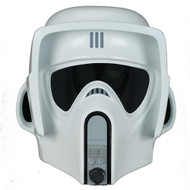 Biker Scout Trooper Helmet Replica