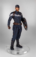Captain America: The Winter Soldier 1/4 Scale Captain America Stealth Statue