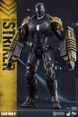 hot toys iron man striker