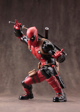 deadpool artfx statue