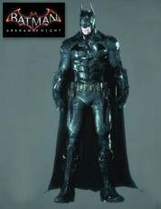 batman arkham knight quarter scale figure