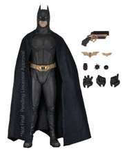 batman begins quarter scale figure