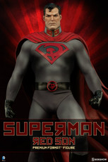 superman red son premium format figure