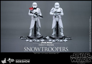 hot toys first order snowtroopers