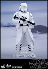 hot toys first order snowtrooper