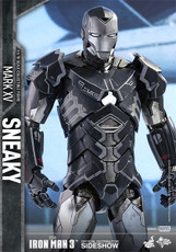 hot toys iron man sneaky