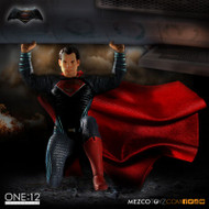 mezco toyz one 12 collective dawn of justice superman