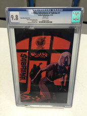 chilling adventures of sabrina cgc 9.8
