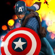 one 12 collective captain america modern figure