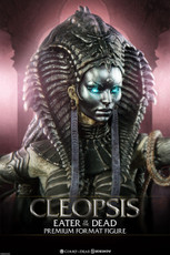 eater of the dead cleopsis premium format figure