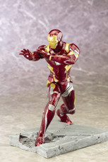 kotobukiya civil war iron man mark 46 artfx+ statue