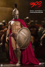 star ace 300 leonidas sixth scale figure