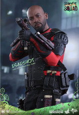 hot toys suicide squad deadshot figure