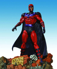 diamond select toys marvel select magneto action figure
