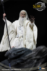 asmus toys saruman white slim version 1/6 scale figure