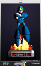 First 4 Figures Mega Man X: X